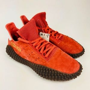 Adidas - Original Kamanda - Rust Orange - Size 8